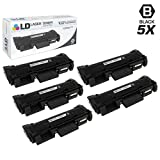 LD Compatible Xerox 106R02777 Set of 5 HY Black Toner Cartridges for Phaser 3260/DNI, 3260/DI, WorkCentre 3215/NI, & 3225/DNI