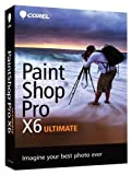 Corel PaintShop Pro X6 Ultimate [Old Version]