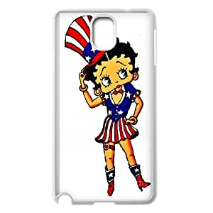 Personalized Creative Betty Boop For Samsung Galaxy Note 3 N7200 LOSQ812568