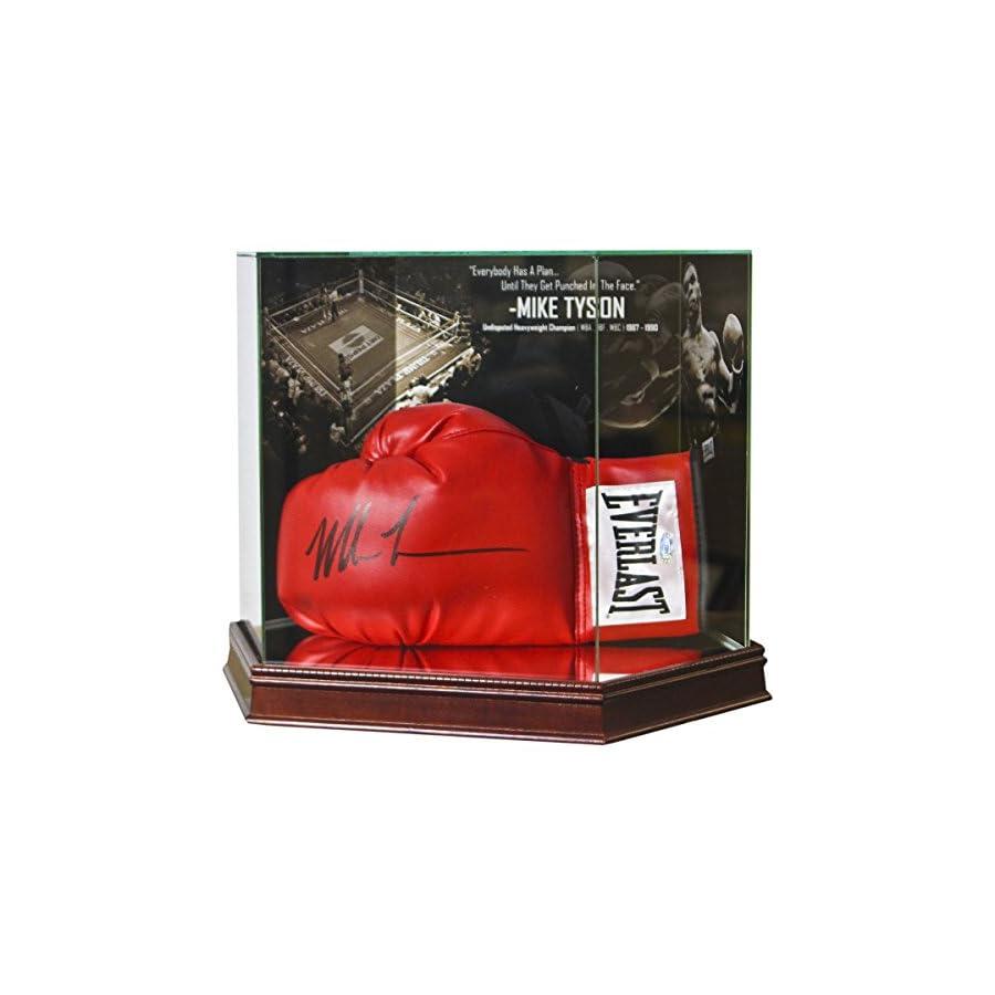 Mike Tyson Photo Background Glove Case