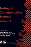img - for Testing of Communicating Systems: IFIP TC6 10th International Workshop on Testing of Communicating Systems, 8 10 September 1997, Cheju Island, Korea ... in Information and Communication Technology) book / textbook / text book