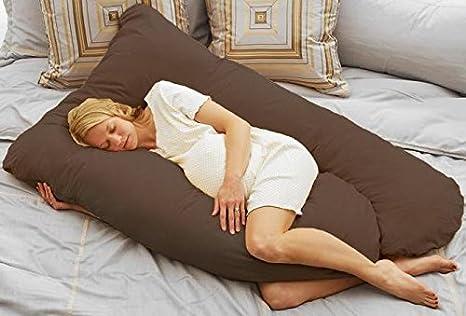 Todays Mom Cozy Comfort Pregnancy Pillow Sky Blue