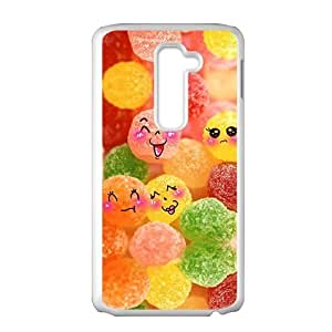 Colorful lovely candy pattern fashion phone case for LG G2