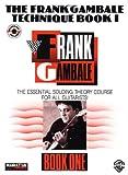 Technique 1, Frank Gambale, 0769248055