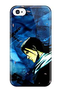 Excellent Iphone 4/4s Case Tpu Cover Back Skin Protector Bleach