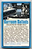 Barroom Ballads, Shay, Frank, 0486209466