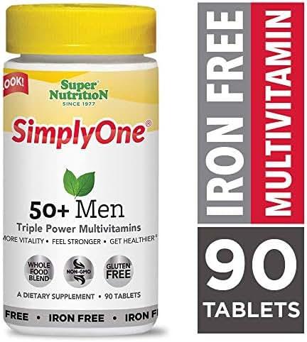 SimplyOne 50+ Men