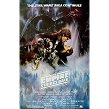 """Star Wars: Episode V - The Empire Strikes Back - Movie Poster / Print (Style A - Gone With The Wind Style) (Size: 27"""" x 40"""") (By POSTER STOP ONLINE)"""