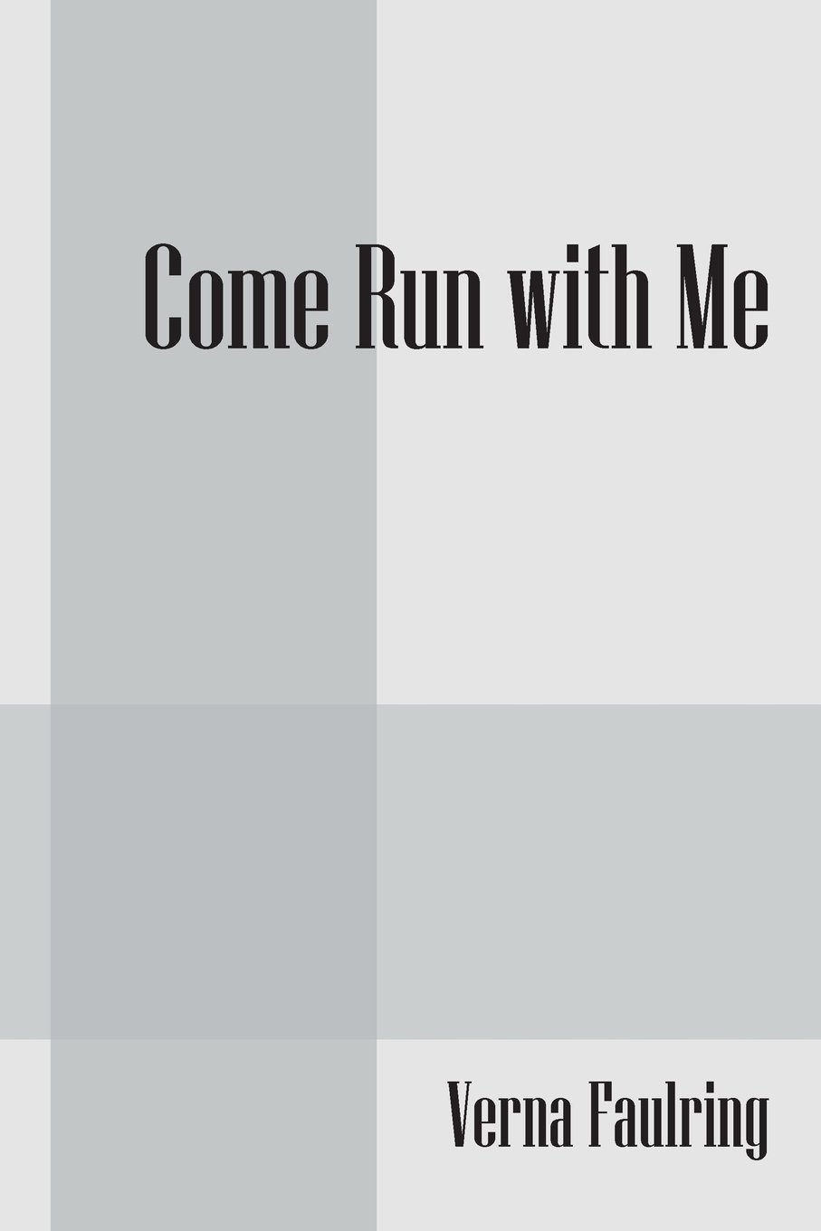 Come Run with Me pdf