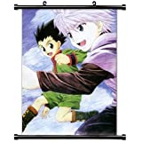 "Hunter X Hunter Anime Fabric Wall Scroll Poster (32"" x 41"") Inches"
