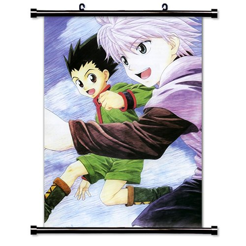 Hunter X Hunter Anime Fabric Wall Scroll Poster  Inches