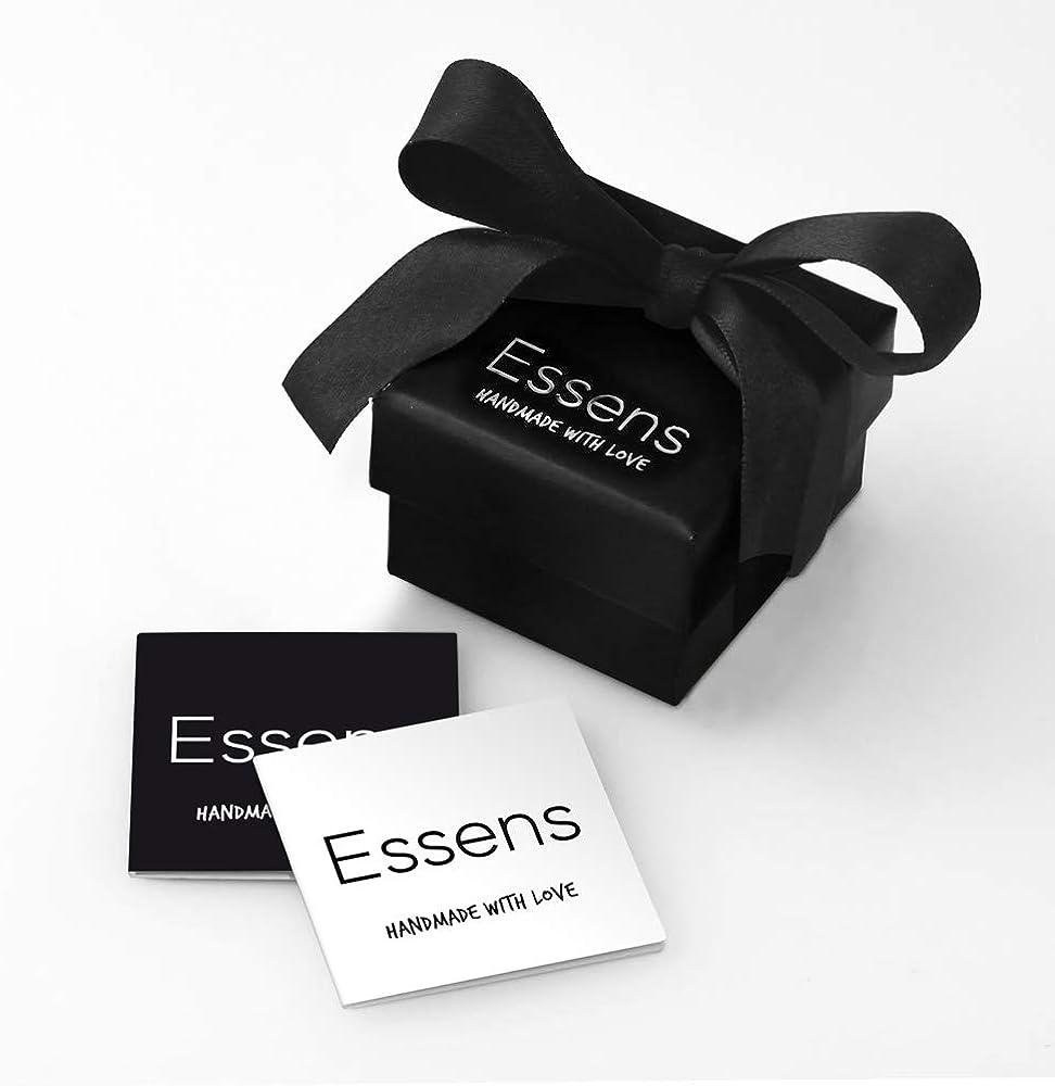 Essens Joaillerie Prestige Bague FIAN/ÇAILLES Argent Massif 925 Milli/èmes Bijou Femme