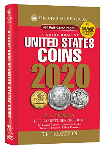 A Guide Book of United States Coins 2020: Hidden Spiral Version
