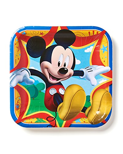 Mickey Mouse Clubhouse Plates
