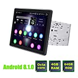 """JOYING Car Stereo Android 8.1 4GB + 64GB Octa-Core 9.7"""" Double Din Head Unit GPS Naviagtion Support Android Auto WiFi Bluetooth Equalizer Steering Wheel Control"""