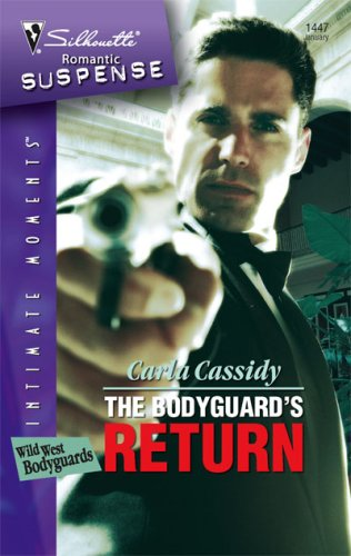 book cover of The Bodyguard\'s Return