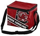 FOCO South Carolina Big Logo Stripe 6 Pack Cooler