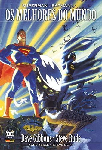 Superman Batman Os Melhores Mundo