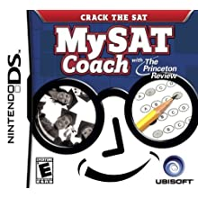 My SAT Coach with The Princeton Review - Nintendo DS