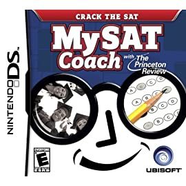 My SAT Coach with The Princeton Review – Nintendo DS