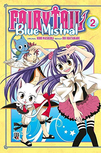Fairy Tail Blue Mistral - Vol. 2