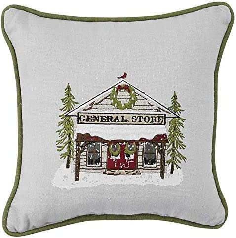 Park Designs General Store Embroidered 10 Pillow