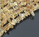 Natural Citrine Gemstone Chips Beads 8-13mm / 33.5 Inch Strand