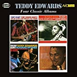 Four Classic Albums (Teddy's Ready / Sunset Eyes / Together Again / Good Gravy) by Teddy Edwards