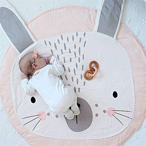 Alfombrilla para gatear Alfombra redonda for bebé ...