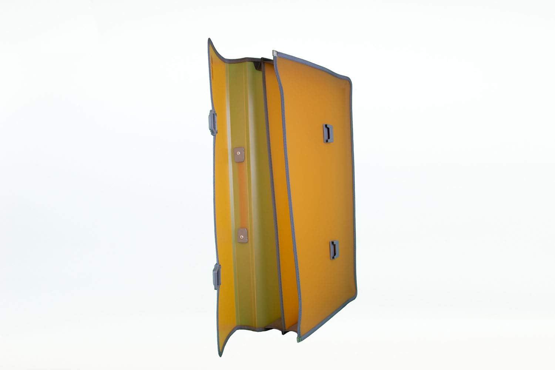 Balmar 2000 PF14235//SPAST Valigetta B-Tech Formato 37 x 60 x 10 cm in Polipropilene con Soffietto Laterale Colori Pastello Assortiti
