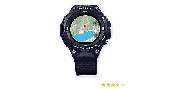 Casio - Smartwatch Casio Pro-Trek Sport-TG Wsd-F20A-Buaae De Resina