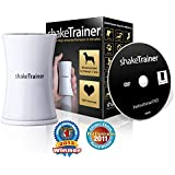 shakeTrainer - The Complete Humane Dog Training Kit With 5 Minute Instructional DVD - Stops Your Dog's Bad Behaviors in Minutes Without Shocking or Spraying - Easy To Use For The Entire Family