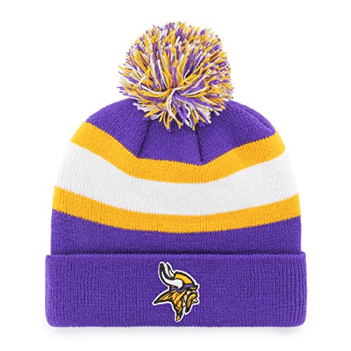 Minnesota Vikings Knit Hat ea8f1761b