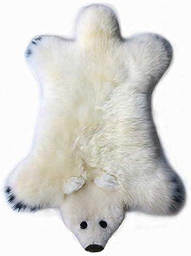 Gracefur Australia Sheepskin Rug Super Soft Cuddly Bear Design Area Rug