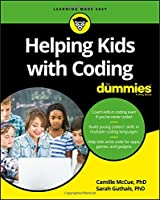 Helping Kids with Coding For Dummies Front Cover