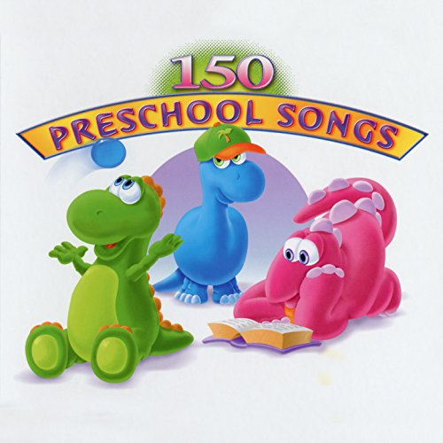 150 Preschool Songs//3cd's