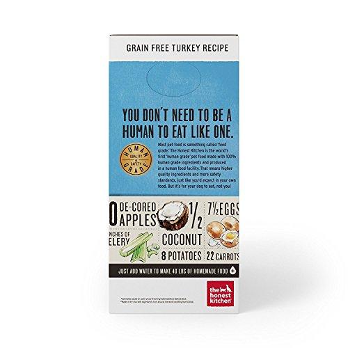 Honest Kitchen Embark: Honest Kitchen Human Grade Dehydrated Grain Free Turkey