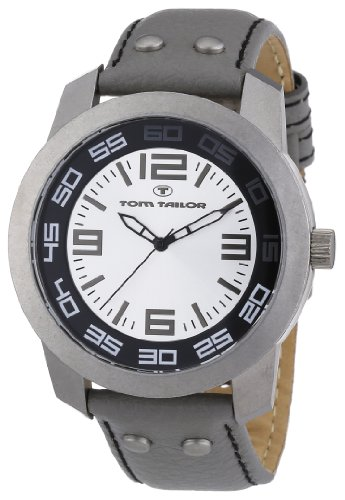 TOM TAILOR Herren-Armbanduhr XL Analog Quarz 5409503