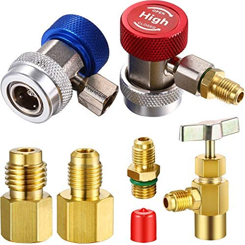 Adjustable Fittings Including Refrigerant Conditioning product image