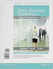 basic business statistics 13th edition pdf download