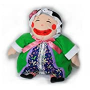 The Old Lady Who Swallowed a Fly (Doll)