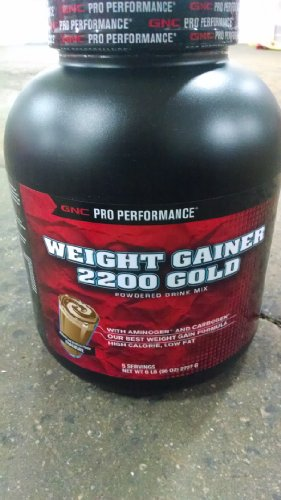GNC Poids Gainer masse Gold - Chocolat