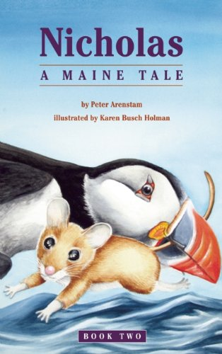 book cover of A Maine Tale