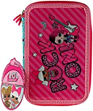 LOL Surprise Filled Pencil Case (One Size) (Pink)