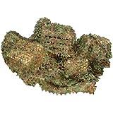 Forum Novelties Green Camouflage Netting, 6 x 8'