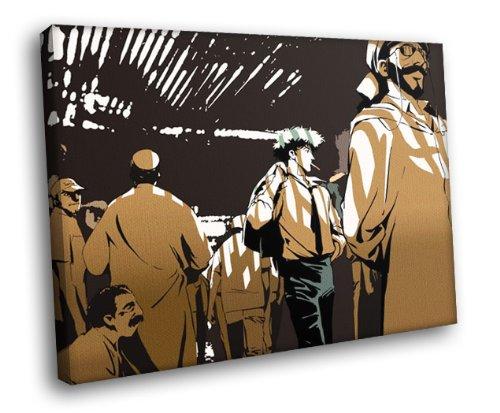 Cowboy Framed Canvas - 3
