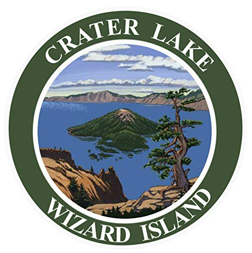 Explore Crater Lake Wizard Island 3.5