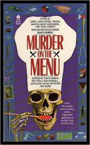 Murder on the Menu - ed. Carol-Lynn Rössel Waugh, ed. Isaac Asimov, ed. Martin H. Greenberg