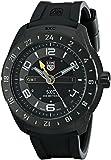 Luminox Men's A.5021 SXC PC Carbon GMT Analog Display Quartz Black Watch