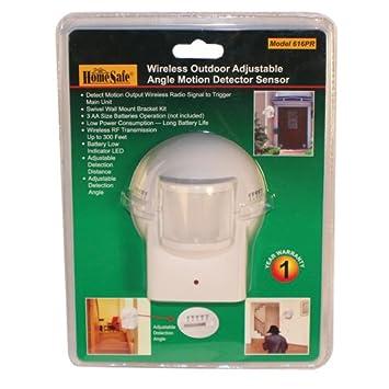 Inspirational Protect America Motion Sensor